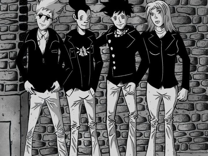 2020 Cos-Play – Ramones Blitzkrieg Bop!