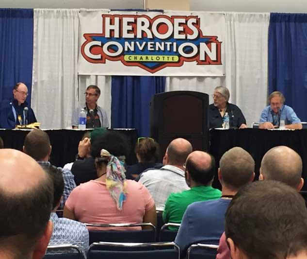 Con Report: Heroes Con 2016