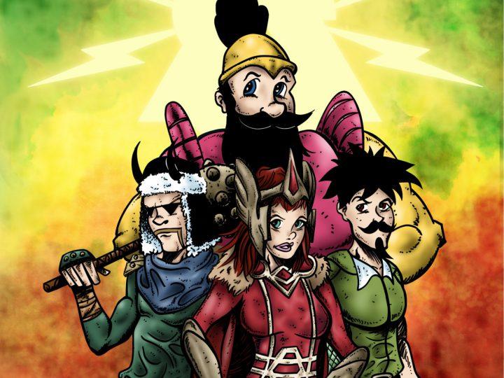 The Mighty Simonson